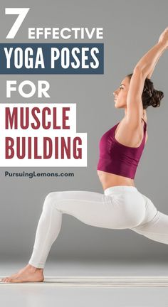 7 Best Yoga Poses For Muscle Building | Practicing yoga helps create tension on your muscles which forces your body to adapt and build more muscles. Yoga for muscle building | Yoga for muscle tone | Yoga for muscle gain | Yoga for muscle building strength training | Yoga for muscle strength | Yoga poses for muscle tone | Yoga poses for muscle building | Yoga poses for building strength yoga poses for beginners YOGA POSES FOR BEGINNERS | IN.PINTEREST.COM HEALTH EDUCRATSWEB