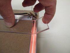 DIY Hot Wire Plastic