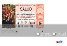Para todos aquellos que no han tenido suerte en la Lotería Nacional #LoteriaRTVE #ElGordo #LoteriaNavidad2014 #Salud