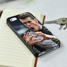 Gareth Bale iPhone 4/4S case iPhone 5 case Samsung Galaxy S3 case Samsung Galaxy S4 case from descaCase on Wanelo