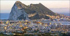 Gibraltar, So close but so far away!