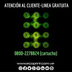 Puedes hacer tu consulta a través de nuestra línea gratuita!  #ecoprint #cartuchos #color #negro #impresora #tinta #tóner #rendimiento #imagen #calidad #economía #ecología #tecnología #compatible #genérico #impresión #venezuela  #islamargarita #islademargarita