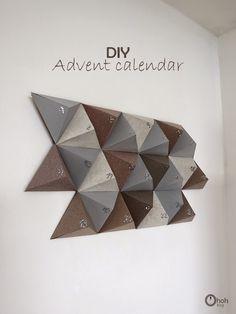 Ohoh Blog - diy and crafts: DIY advent calendar