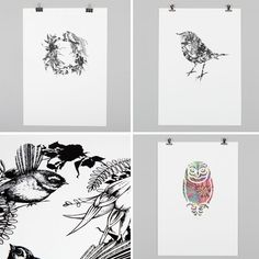 Art prints by Flox!