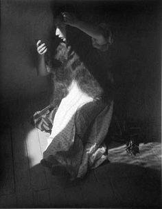 """Retrato de la eterno, Manuel Álvarez Bravo.  8 x 10""""  Plata / gelatina  1931"""