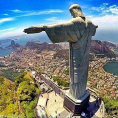 Cristo Redentor Río de Janeiro, Brasil