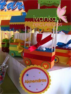 ivankarecuerdos: Candy Bar... Mesas de Dulces, Barras de dulces, carretas... etc.