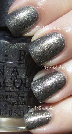 Want: OPI The Amazing Spiderman. Number One Nemesis