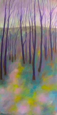 "Gordon Sellen   2012   ""Purple and Grey Rd. 19"""