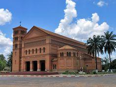 lubumbashi congo | Lubumbashi Cathedral