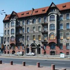 Kamienica Dejczmanów / Dejczman's Terraced Town House.1902-1912 Foto: Andrzej Jukel