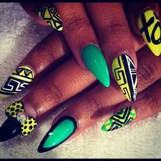 Really Cool Nails...