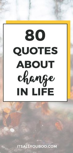 Are you struggling to move on after a major life change? You're not alone in this, moving on is hard Letting Go Quotes, Go For It Quotes, Change Quotes, Quotes To Live By, Life Quotes, New Years Resolution List, Motivational Quotes, Inspirational Quotes, Positive Quotes