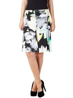 We love Floral skirts!