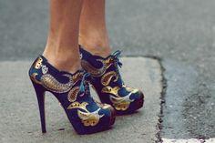 16bd7fd9dc7e Charlotte Olympia shoes (New York Fashion Week Fall Winter