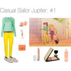 Casual Sailor Jupiter: #1