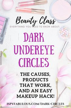 Beauty Class: 20 New, Hot, High Tech Skin Care Tools & Devices for Serious Results! - I Spy Fabulous Skin Care Routine For 20s, Dark Under Eye, Skin Care Tools, Dark Circles, Eye Circles, Clean Beauty, Makeup Tips, Makeup Tutorials, Drugstore Makeup