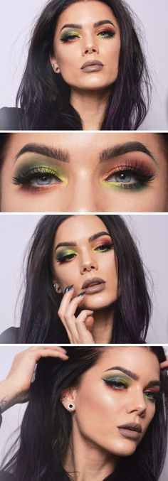 TODAYS LOOK | TWO TONED EYES <3