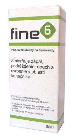 FINE6 ® - Extra silný prípravok