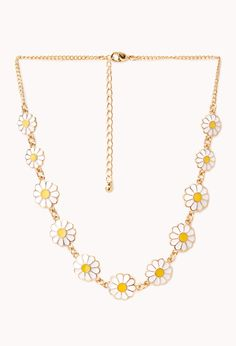 Darling Daisy Choker | FOREVER21 #F21FreeSpirit #Floral #Accessories