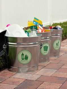 Recycling at home doesn't have to be a complicated process. The benefits of recycling at home are worth it, so check out these tips to make recycling at home easier.