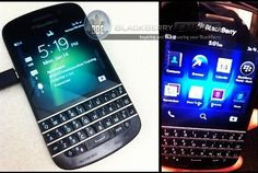 Blackberry X10 (maybe)
