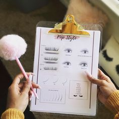 Become a certified lash artist today with Pop Style Lashes Lash Extension Kit, Eyelash Extension Supplies, Eyelash Extensions Styles, Eyelash Salon, Hair And Nail Salon, Hair Salon Interior, Lash Room, Beauty Salon Decor, Beauty Room