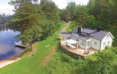 Ferienhaus Bottnaryd mit Sauna für bis zu 8 Personen mieten