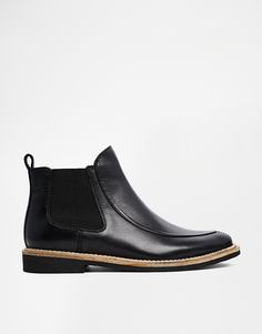 Image 2 of ASOS ARVIE Chelsea Ankle Boots