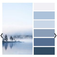 Light lilac and shades of blue color palette Bedroom Colour Palette, Blue Colour Palette, Color Azul, Bedroom Colors, Lilac Color, Blue Shades Colors, Light Blue Color, Sky Colour, Blue Tones