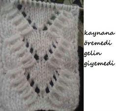 Knitting Videos, Crochet Videos, Lace Knitting, Knitting Stitches, Crochet Baby, Knit Crochet, Knitted Baby Clothes, Viking Tattoo Design, Sunflower Tattoo Design
