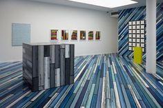 Art Gallery London | Current Art Exhibitions | Alan Cristea - Richard Woods: D.I.Y.