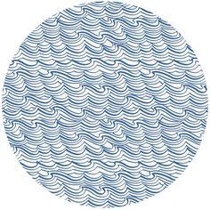 Lewis & Irene, Coastal, White Waves