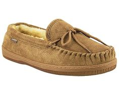 218d5dc974bc Men s Suede Classic Moccasin Slippers Review Moccasins