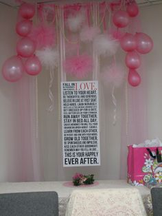 Ordinaire Bridal Shower Decor Ideas. So Many Ways To Personalize. | Bridal Shower |  Pinterest | Bridal Showers And Weddings