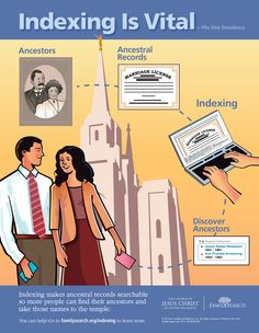 Indexing is vital to temple work and family history Genealogy Research, Family Genealogy, Church History, Family History, Find My Ancestors, Genealogy Organization, Relief Society Activities, Family Research, Family Presents