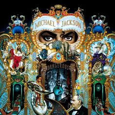 Michael Jackson – Dangerous (1991) Album Download MP3 Gratis