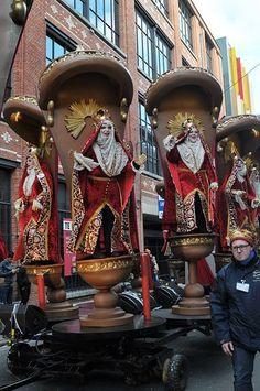 Bjein Swanjee ,Aalst carnaval 2016