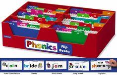 Phonics Flip Books  #LakeshoreDreamClassroom