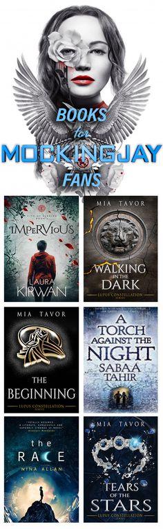 Books for Mockingjay fans (The Hunger Games)