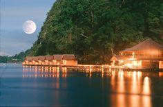 Negeri Hawai, Seram Island, Maluku, Indonesia