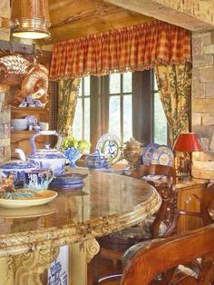 Fancy french country living room decor ideas - HomeSpecially I have already pinned this kitchen once, but can't say enough about how perfect it is! Modern French Country, French Country Kitchens, French Country Living Room, French Country Cottage, French Farmhouse, French Country Curtains, French Style, Rustic French, French Countryside