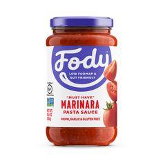 <b><big> Low FODMAP <br> Marinara Sauce </big></b><br><small> Made in Italy</small> Fodmap Diet, Low Fodmap, Fodmap Foods, Sin Gluten, Tomato Basil Pasta Sauce, Gluten Free Gnocchi, Lasagna Soup, Fodmap Recipes, Marinara Sauce