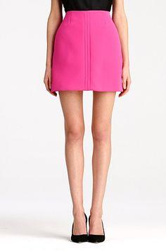 #Diane Von Furstenberg | Kiesha Skirt In Gardenia  Fashion Skirts   www.2dayslook.com  #fashion #skirts  #nice #l2dayslook