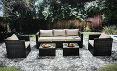We have everything for your patio