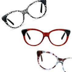 83538246bd This stylish cat-eye frame is a bold creative reinterpretation of British  women s retro-