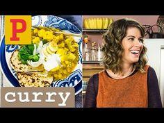 #ReceitasQueBrilham | Em uma panela só: ensopado vegetariano (curry)