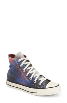 Converse Chuck Taylor® All Star® Missoni High Top Sneaker (Women) available at #Nordstrom