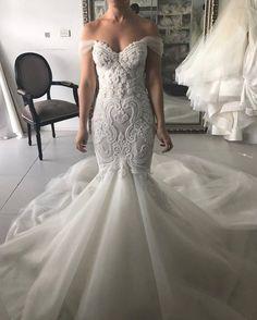 Norma Bridal Couture Custom Made Wedding Dress On Sale - Mermaid Wedding Dresses Western Wedding Dresses, Custom Wedding Dress, Wedding Dresses For Sale, Wedding Dress Trends, Designer Wedding Dresses, Wedding Attire, Bridal Dresses, Wedding Gowns, Maxi Dresses