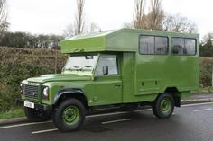 LHD Defender 130 Gun Bus in build. 10 Seats in the rear - 2 in the front. This will be finished off in Keswick Green with Green Vinyl or leather seats. Trimmed in the rear with Oak. Please call for more details and a spec sheet on this vehicle or how we can build a vehicle for you<br />to you spec in the colour of your choice.<br /><br />Picture of the vehicle shown is one of Library pictures<br />but does show the finished article. We can paint any...